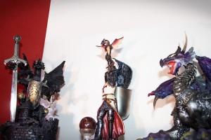 Altar de Dragões