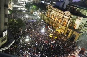 Protesto Brasil